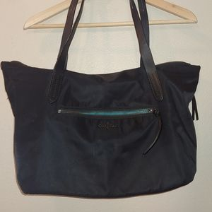 Cole Haan Parker Nylon Zip Top Shopper B43022